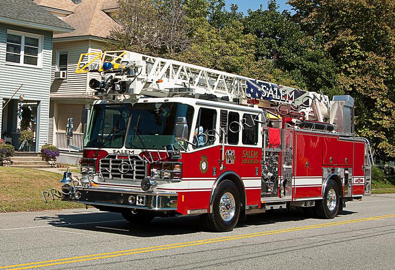 Salem Ladder 121