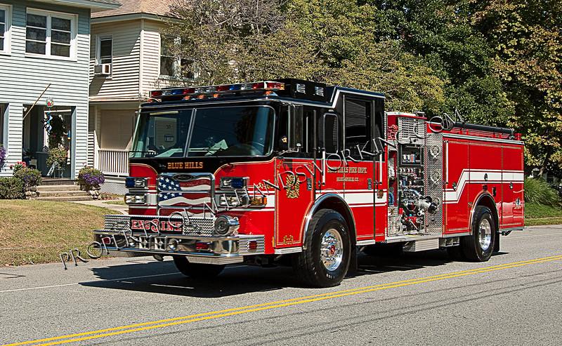 Bloomfield Blue Hills Engine 3