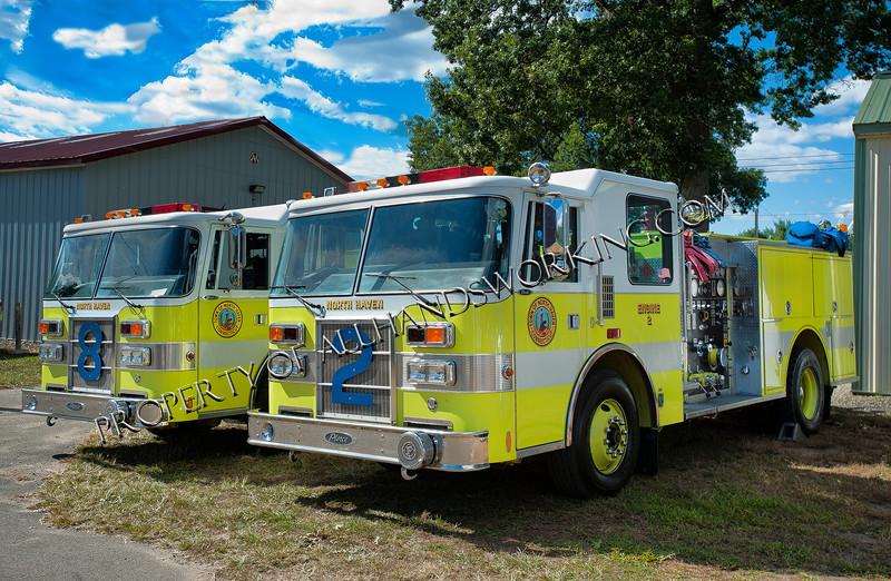 North Haven Engine 8 & 2