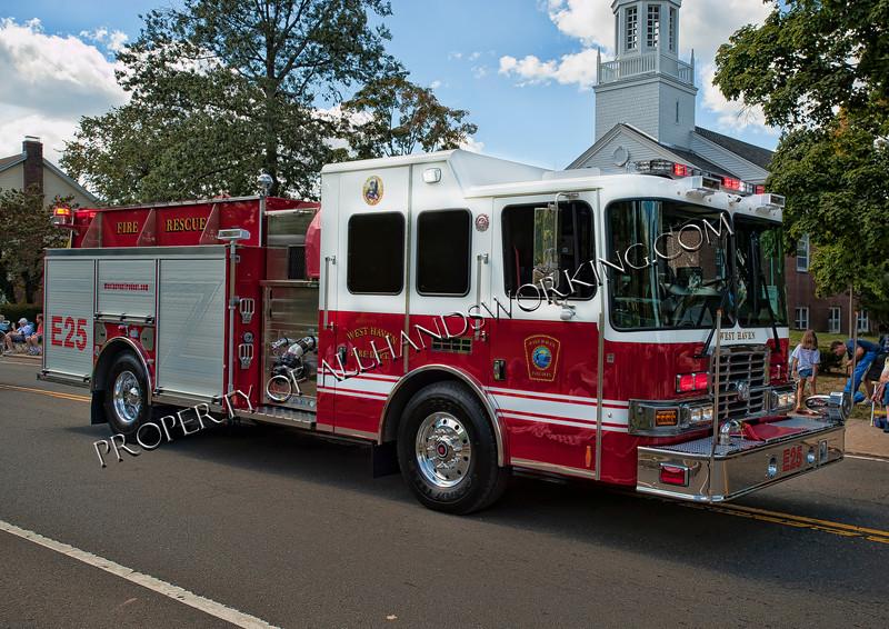 West Haven Engine 25