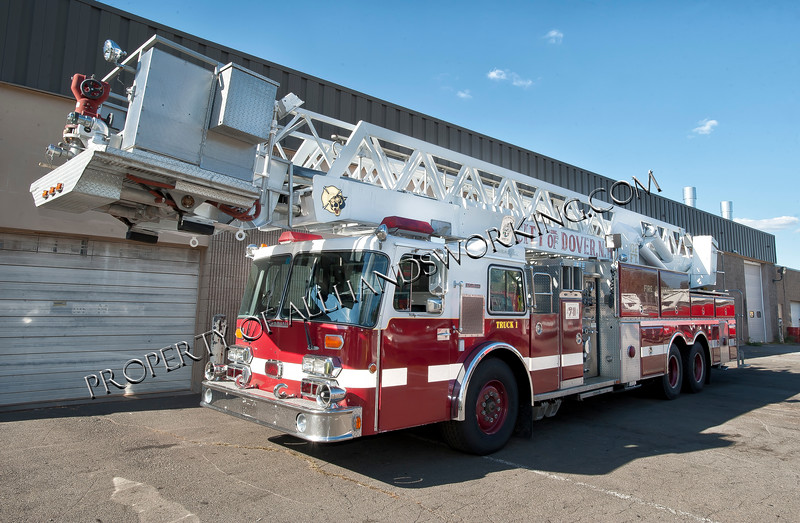Former Dover, NH Truck 1