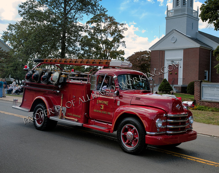 North Branford Antique Engine 3