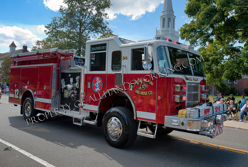 Danbury Mill Plain Engine 12