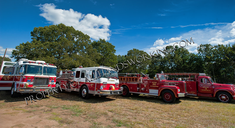 North Branford Fire Department Old and New