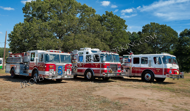 Wallingford and North Branford Engines