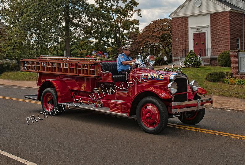 Lyme Antique Engine