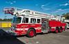 Massachusetts Fire Academy Ladder 1