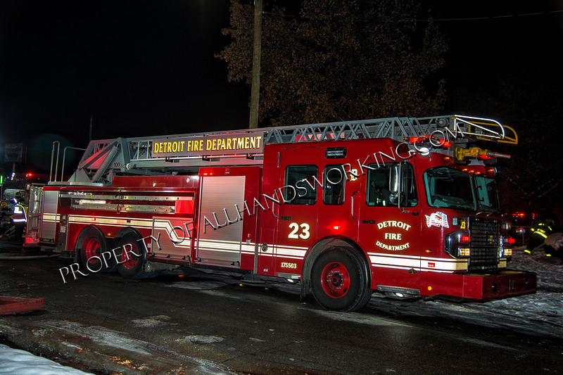 Detroit Ladder 23
