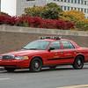 Detroit Fire Department Staff Car