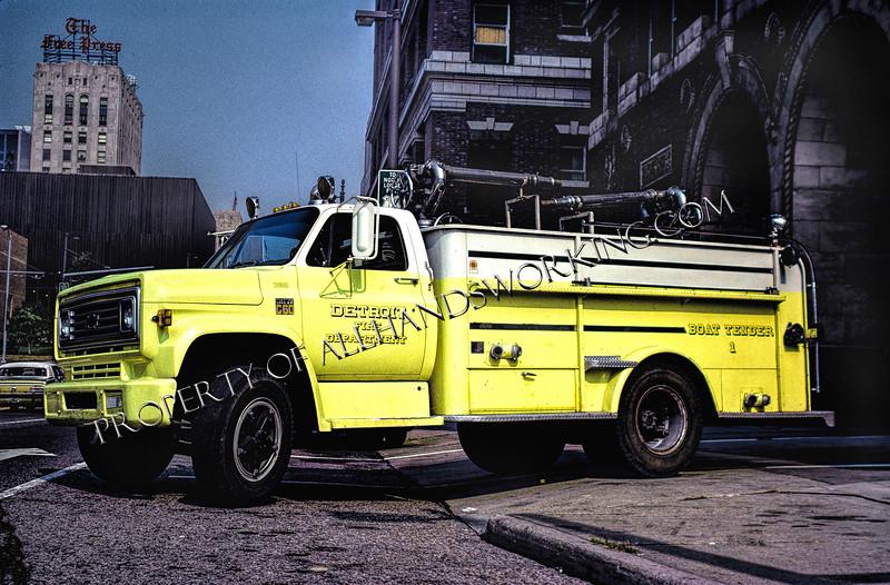Detroit Boat Tender 1