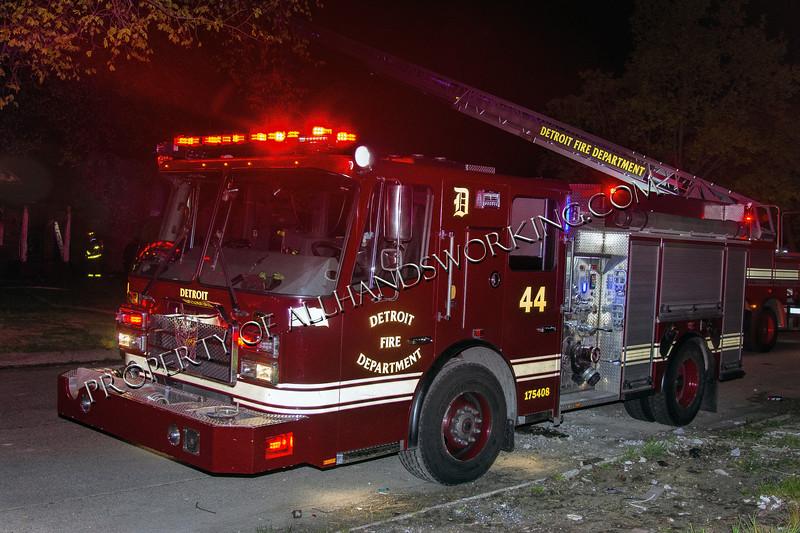 Detroit Engine 44