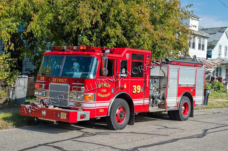 Detroit Engine 39