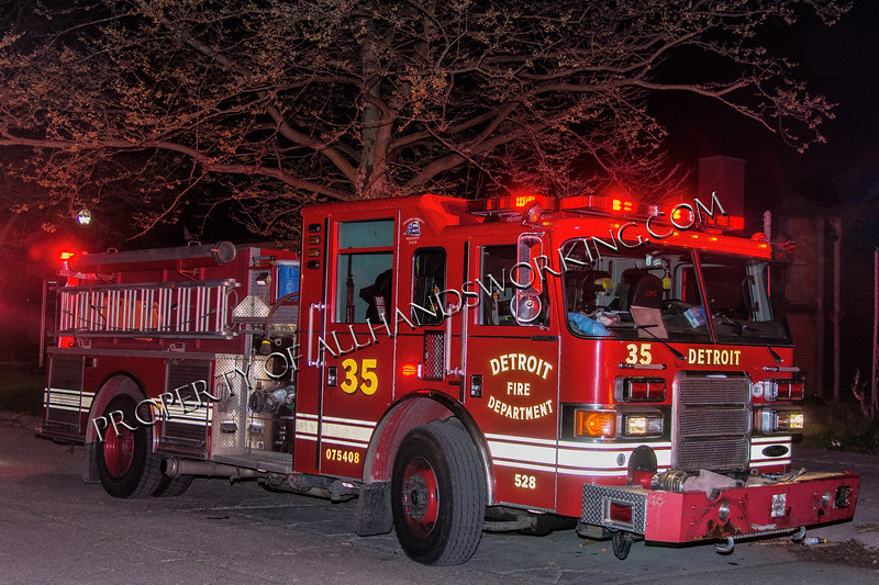 Detroit Engine 35