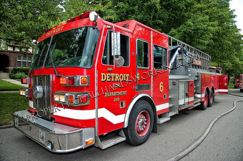 Detroit Ladder 6