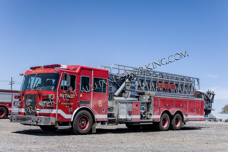 Detroit Ladder 6x rig