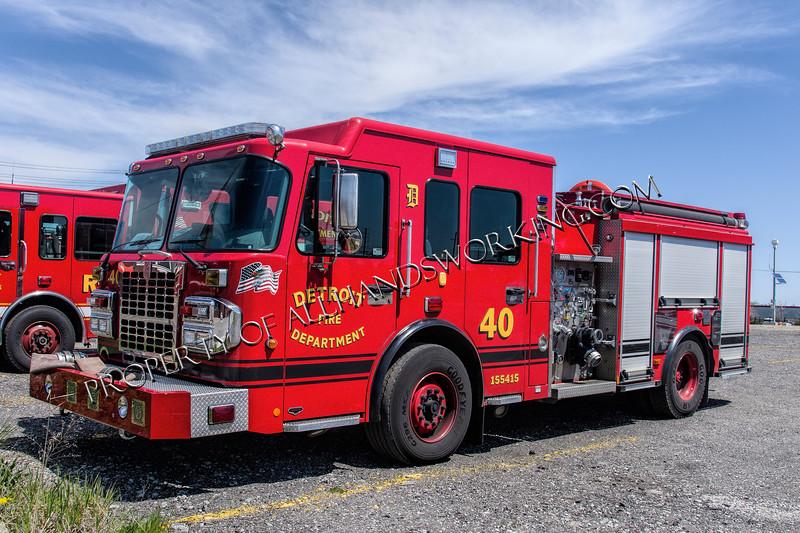 Detroit Engine 40