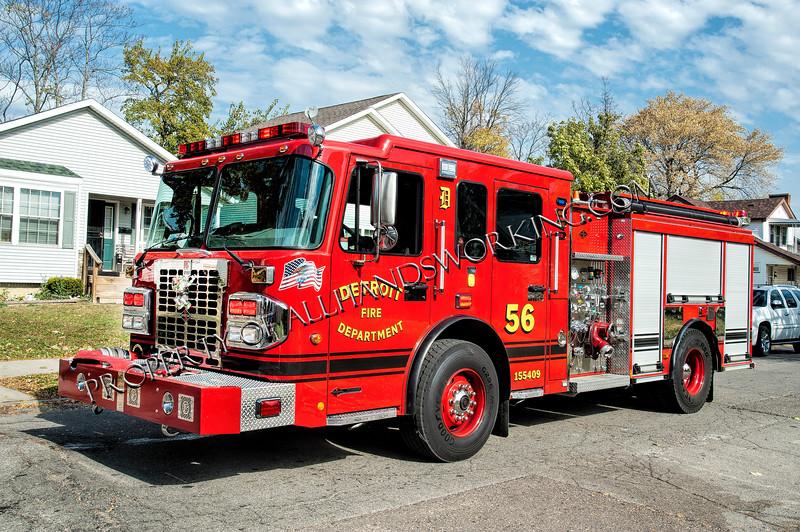 Detroit Engine 56 spartan