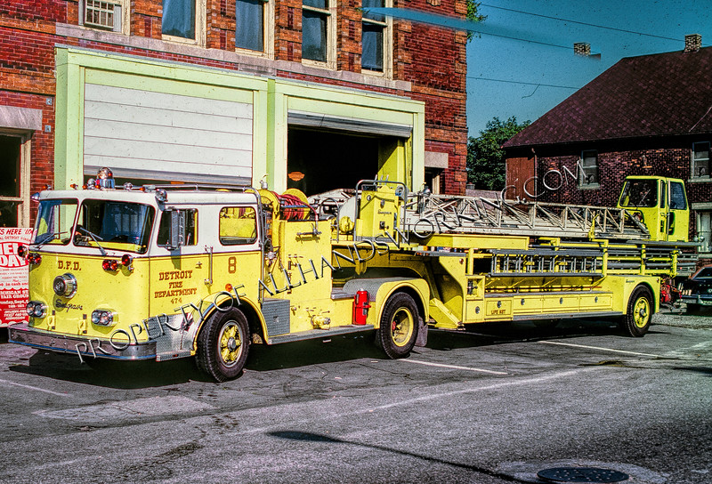 Detroit Ladder8