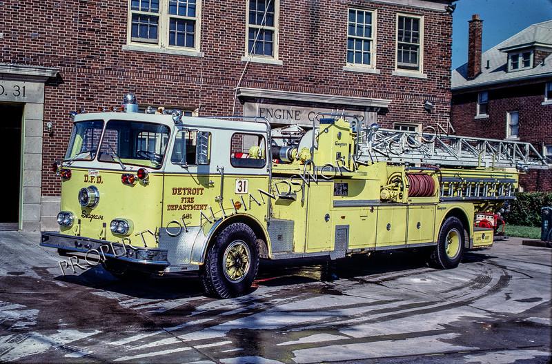 Detroit Ladder 31