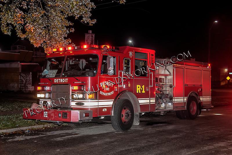 Detroit Reserve Engine