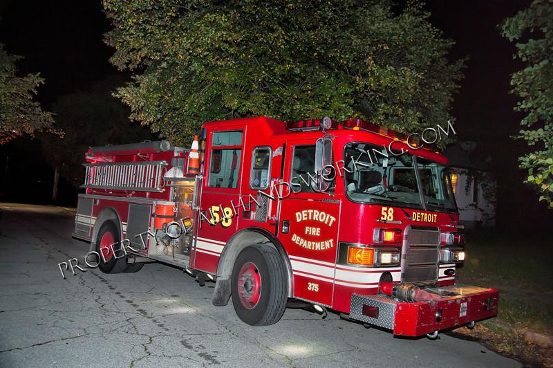 Detroit Engine 58