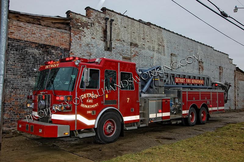 Detroit Ladder 7