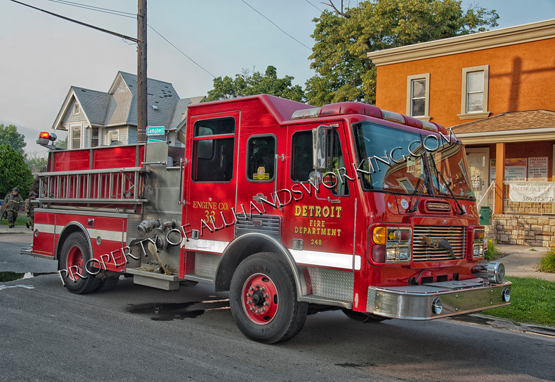 Detroit Engine 33