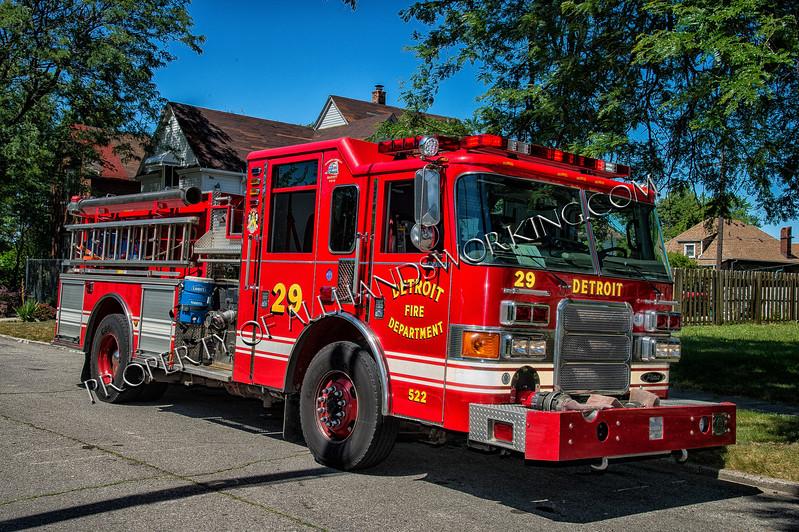 Detroit Engine 29