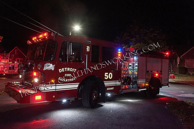 Detroit Engine 50 Spartan