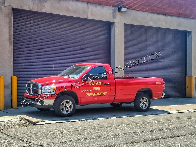 Detroit Fire Appartus Division