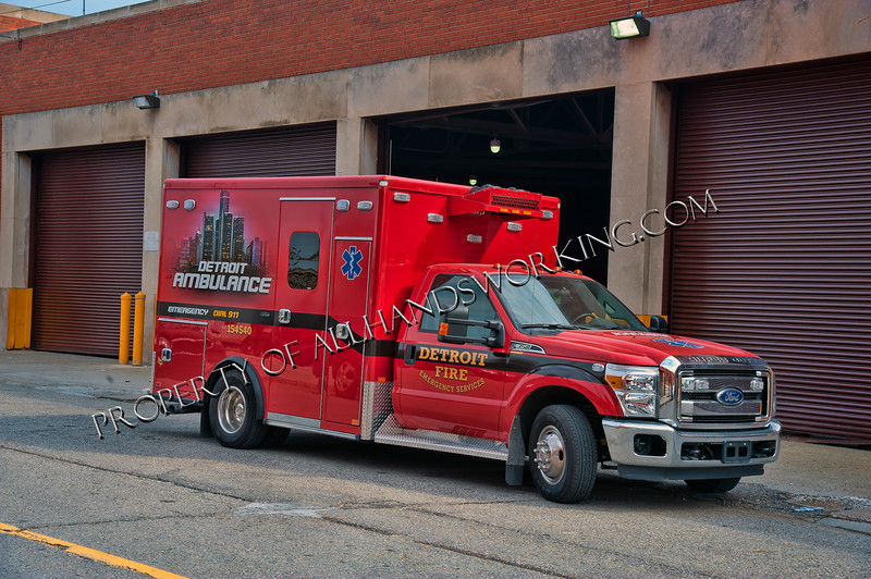 Detroit Fire Ems Unit