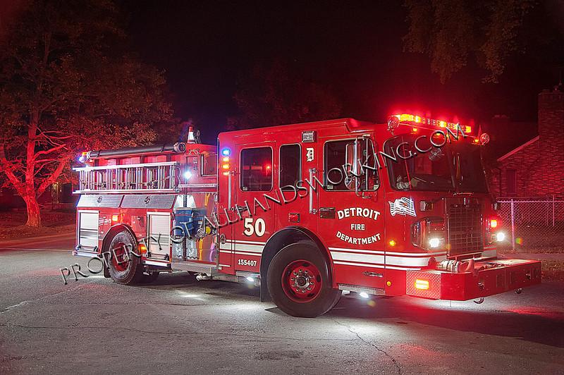 Detroit Engine 50