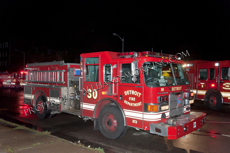 Detroit Engine 30