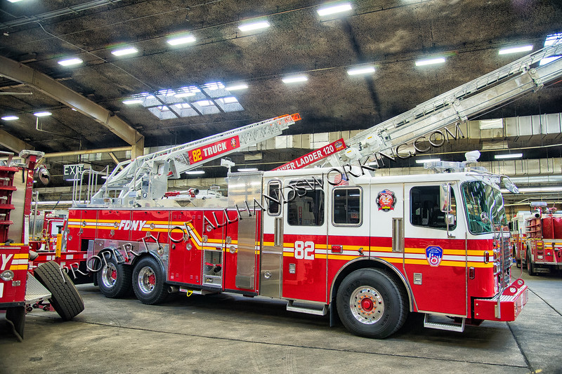 FDNY 82 Truck