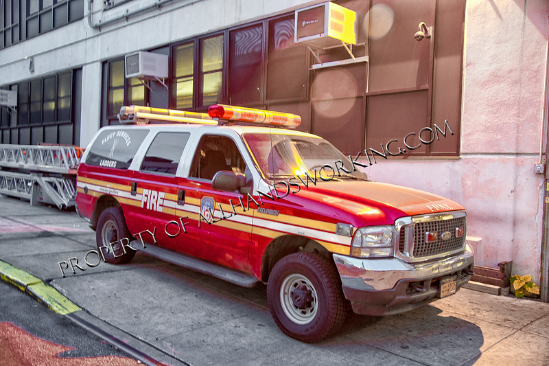 FDNY Fleet Services-Ladders