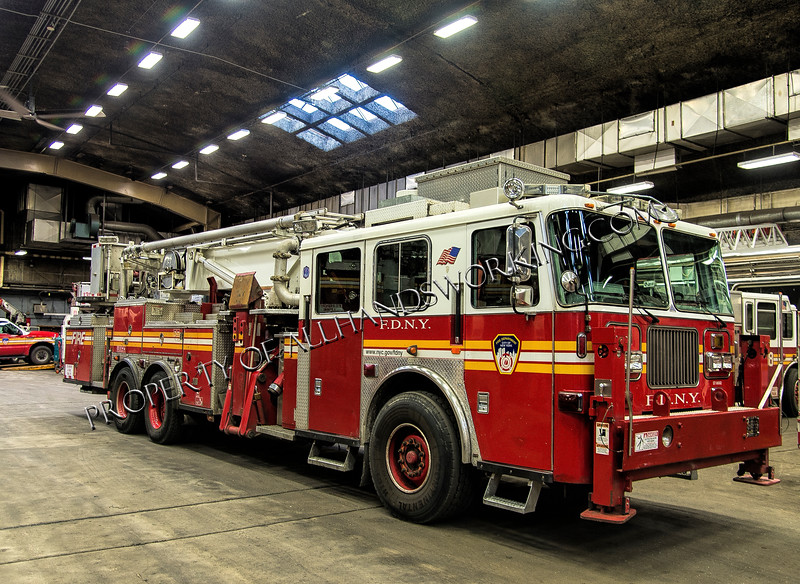 FDNY Spare Tower Ladder