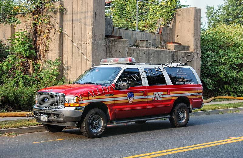 FDNY Research and Developement