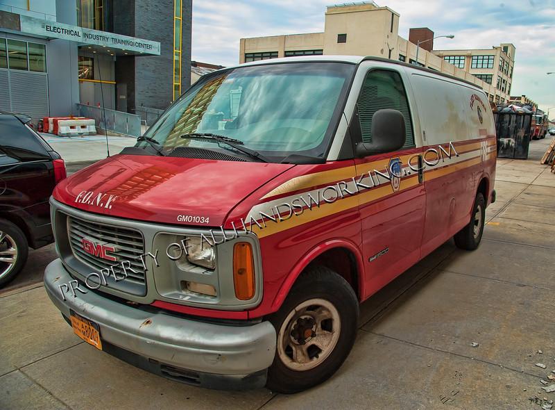 fleet Services Van