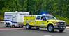 Farmington Unionville Medic 16 and Water Rescue Unit