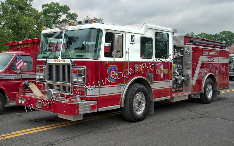 Uconn Engine 1
