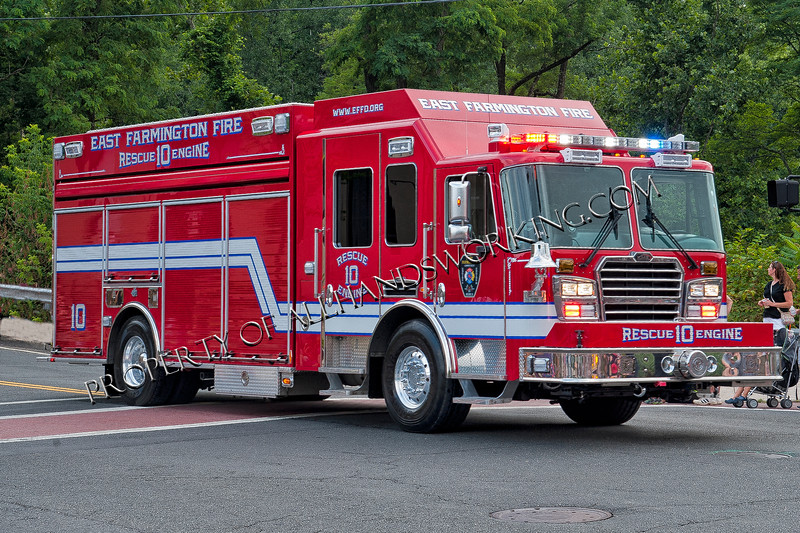 Farmington East Farms Rescue Engine Ten