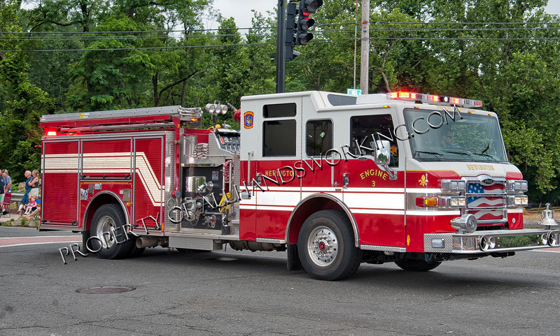 Newington Engine 3