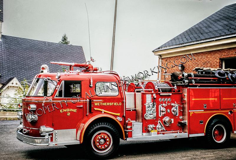 Wethersfield Engine 2
