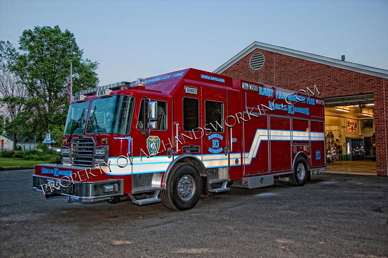 East Farmington(Town of Farmington) Rescue Engine 10