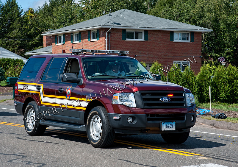 South Windsor Command Vehicle