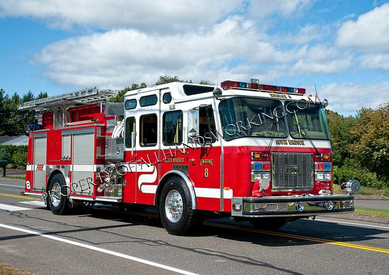 South Windsor Engine 8