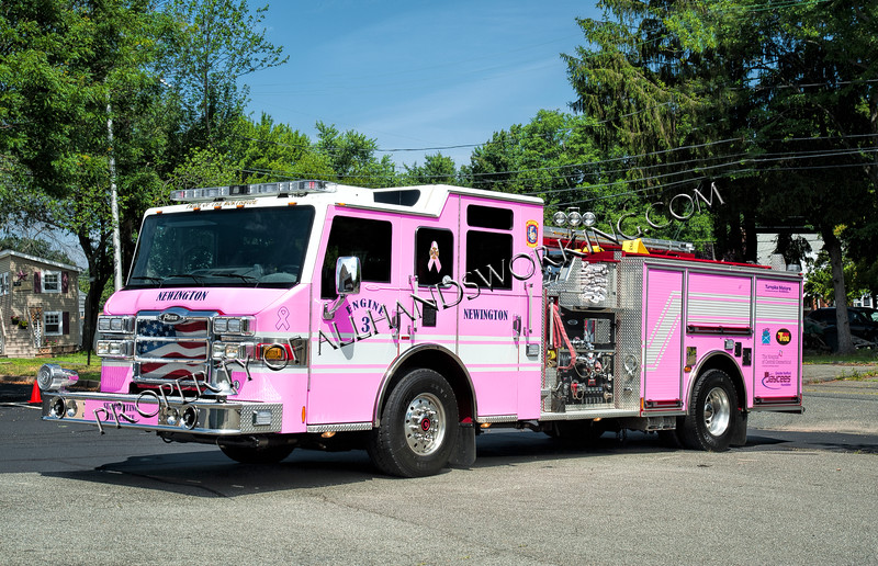 Newington Breast Cancer Awareness Engine