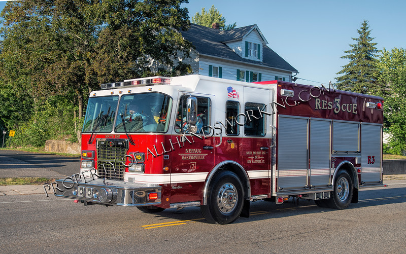New Hartford South End Rescue 3