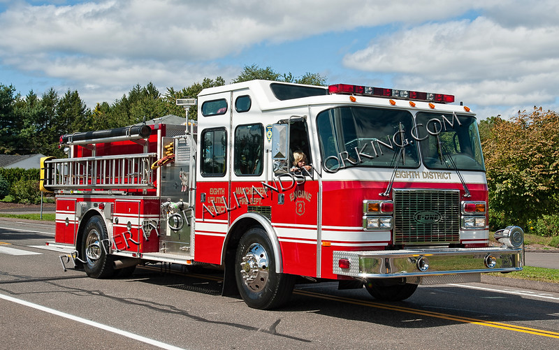 Manchester Eighth Utilities District Engine 2