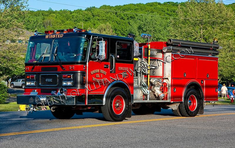 Union Hose Co. Winsted Engine 1